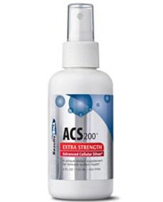Advanced Cellular Silver ACS NanoSilver