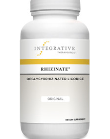 Rhizinate DGL Licorice Supplement