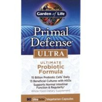 Garden of Life Primal Defense Ultra Probiotic Supplement