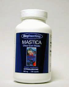 Mastica Gum Supplement