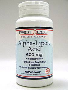 Alpha Lipoic Acid Supplements