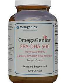 Omegagenics Omega 3 Fatty Acid Supplement