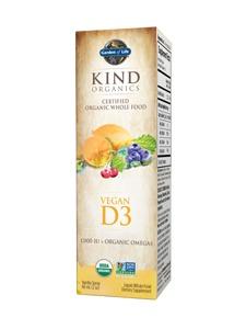 Kind Organics Vegan Vitamin D from Algae