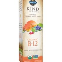 Kind Organics Vegan Vitamin B12 Supplement from Garden of Life