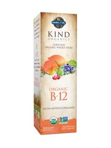 Kind Organics Vegan Vitamin B12 Supplement from Garden of Life