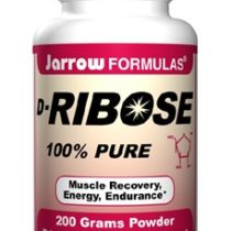 Jarrow D Ribose Energy Supplement Fibromyalgia Supplement